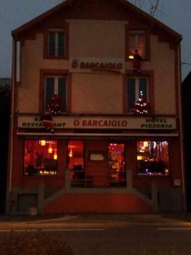 O Barcaiolo : Hotel near Chanteloup-les-Vignes