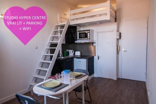 Studio Hyper Centre : Apartment near Nantes