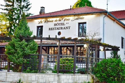Relais de la Voie Sacrée : Hotel near Verrières