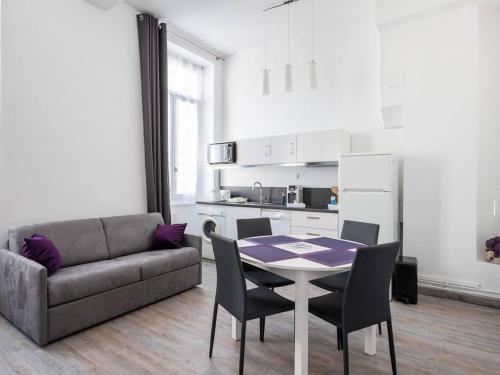L'Amethyste - Appartement cosy, au coeur de Lyon : Apartment near Lyon 7e Arrondissement