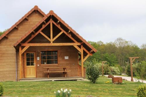 Le Hameau des Grilles : Guest accommodation near Saint-Martin-des-Champs