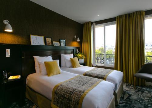 Best Western Plus de Neuville Arc de Triomphe : Hotel near Levallois-Perret