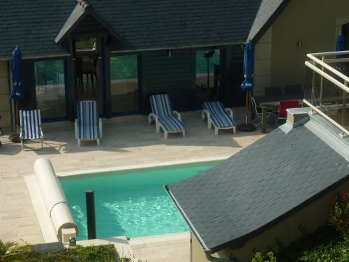 villa belle etoile : Bed and Breakfast near Saint-Lunaire