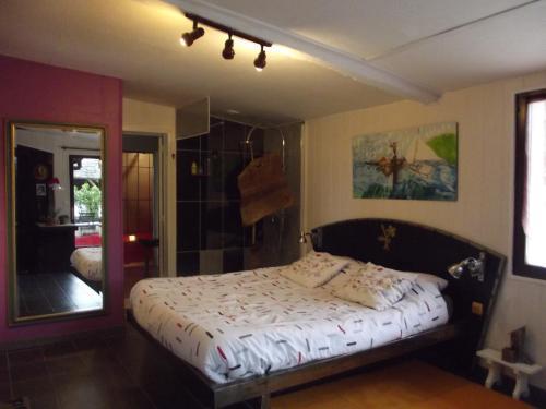 La Metallerie : Bed and Breakfast near Monmarvès