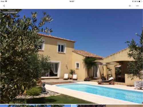 Le Claouraous calme : Bed and Breakfast near Plaissan