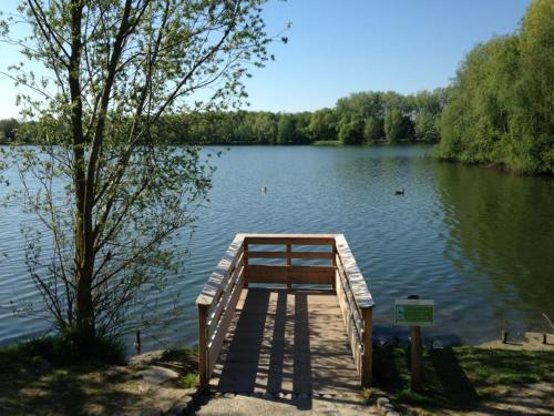 Calme et nature 1er rang sur golf : Apartment near Sainghin-en-Mélantois