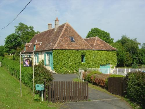 le jardin des pieds : Guest accommodation near Sassierges-Saint-Germain