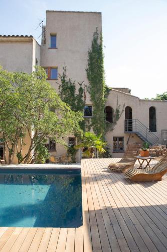 La Gariguette NIMES La campagne à la ville : Guest accommodation near Parignargues