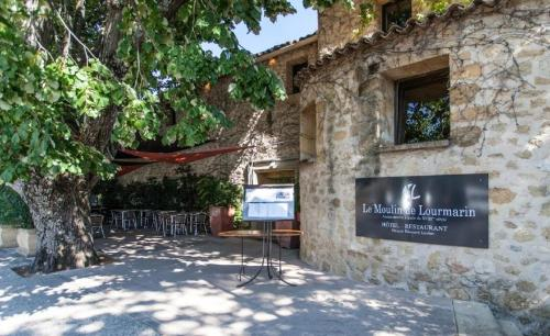 Le Moulin de Lourmarin : Hotel near Puyvert