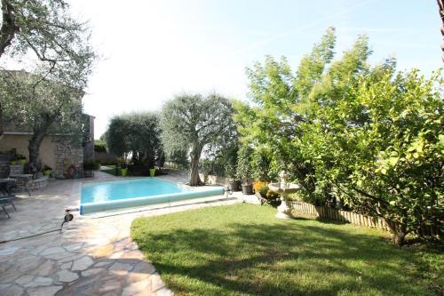 Jacaranda : Guest accommodation near Èze