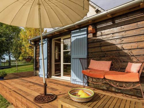 Pimpernel : Guest accommodation near Salagnac