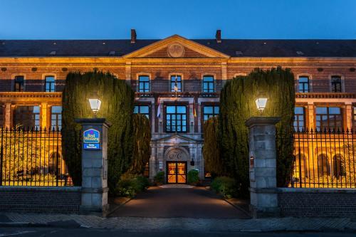Best Western Hôtel Hermitage : Hotel near Écuires