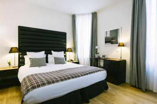 Hotel Pulitzer Paris : Hotel near Paris 9e Arrondissement
