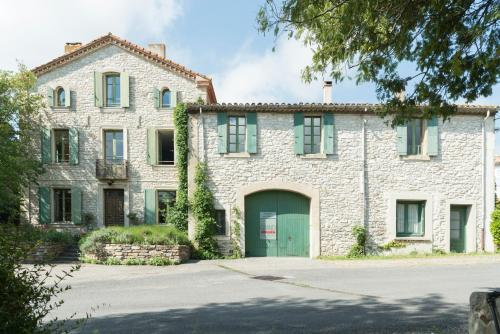 Domaine Grand Guilhem : Guest accommodation near Villeneuve-les-Corbières