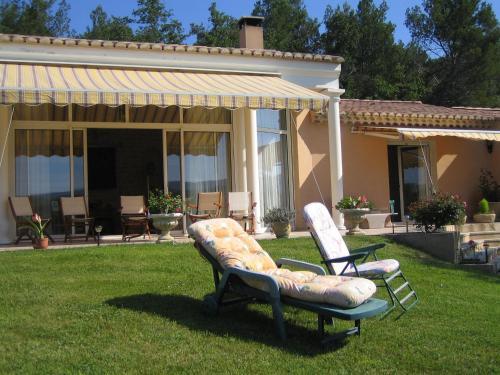 Chanterelle : Bed and Breakfast near Saint-Marcellin-lès-Vaison