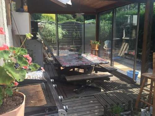 Chticabane : Guest accommodation near La Petite-Fosse