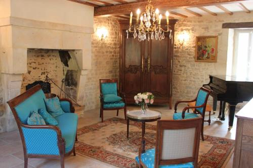 Manoir de l'Oseraie : Guest accommodation near Cauvicourt