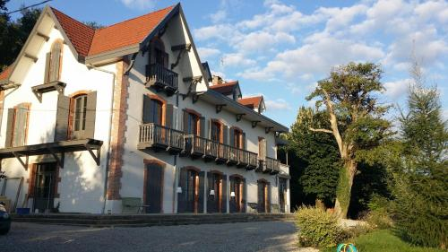 Le Domaine de Dony : Guest accommodation near Bizonnes