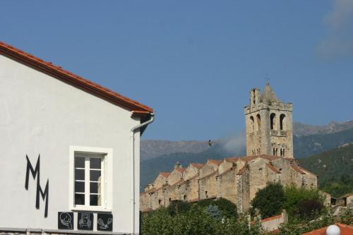 Maison Mauro : Guest accommodation near Serralongue
