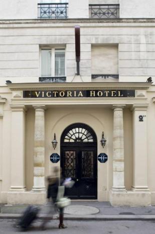 Hotel Victoria : Hotel near Paris 9e Arrondissement