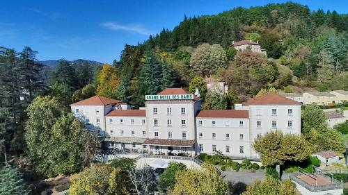 Grand Hotel Des Bains : Hotel near Labégude