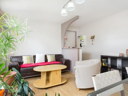 Welkeys Apartment - Albert Dhalenne : Apartment near Saint-Denis