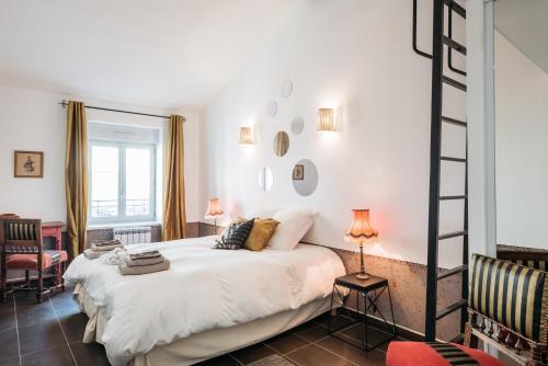 Appartement Contemporain La Péniche - Cité Internationale : Apartment near Caluire-et-Cuire