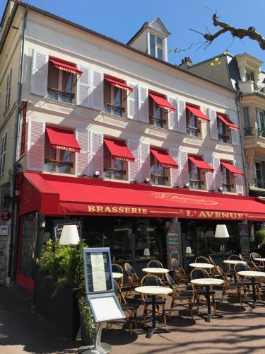Hotel l'Avenue : Hotel near Liancourt