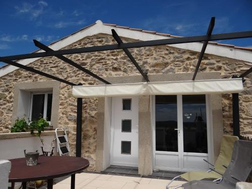 Le relais du bouchon : Bed and Breakfast near Saint-Marcel-sur-Aude