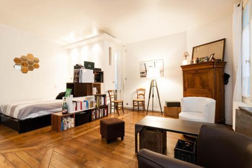 Belidor : Apartment near Neuilly-sur-Seine