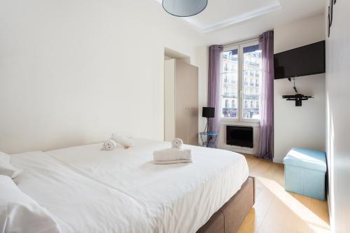CMG Saint Honoré III : Apartment near Paris
