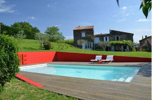 Holiday home Les Chaix : Guest accommodation near Cruas