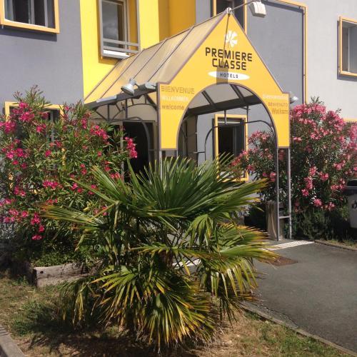 Première Classe La Rochelle Sud-Aytré : Hotel near Angoulins
