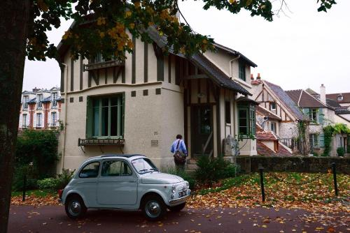Fab Rempart - Les maisons fabuleuses : Guest accommodation near Pont-Sainte-Maxence