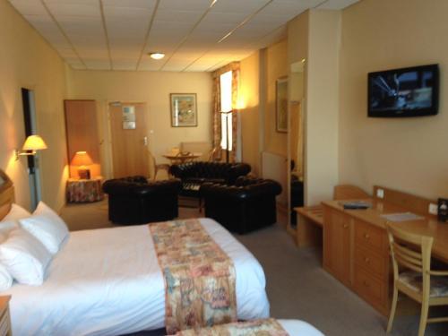 Metropol Hotel : Hotel near Hames-Boucres