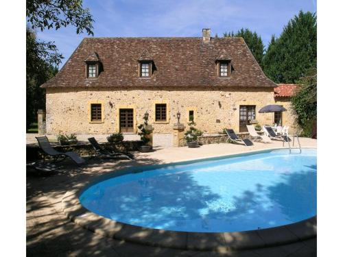 Holiday Home Cendrieux La Siguenie II : Guest accommodation near Journiac