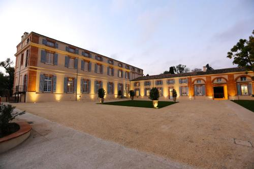 Chateau de Drudas : Hotel near Encausse