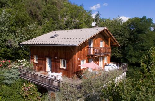 La Ressource : Bed and Breakfast near Entraunes