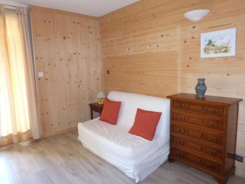 RESIDENCE DE L UBAYE T 14 : Apartment near Faucon-de-Barcelonnette