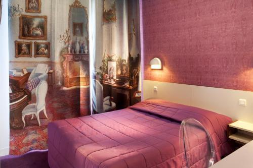 Hôtel Perreyve : Hotel near Paris 6e Arrondissement