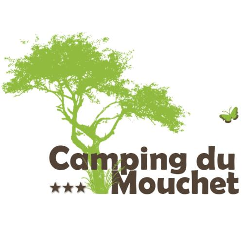Camping du Mouchet : Guest accommodation near Bonnes