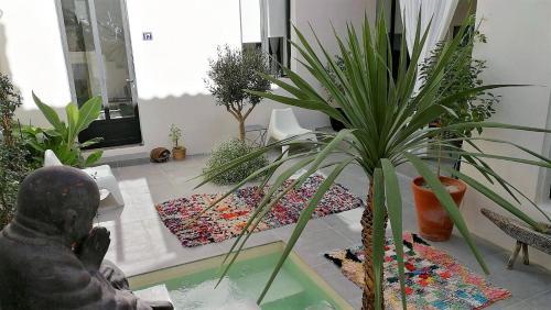 Cocon du Sud : Bed and Breakfast near Nîmes