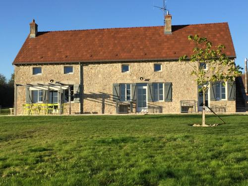 Belgite : Guest accommodation near Étang-sur-Arroux