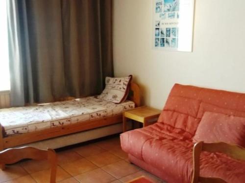 Apartment Maxi studio 6 pers. au centre station : Apartment near Orcières
