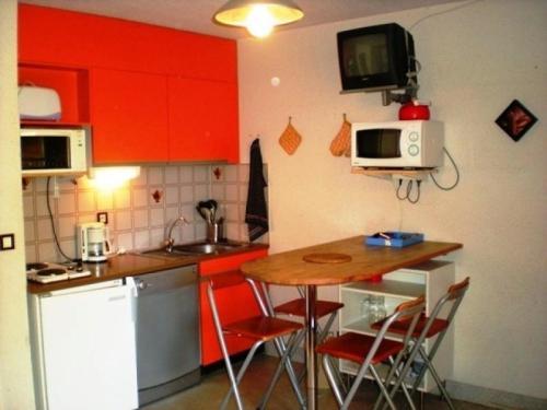 Apartment Mini studio 4 pers au centre station : Apartment near Champoléon