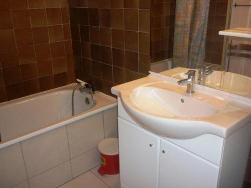 Apartment Deux pieces 8 pers. au centyre station : Apartment near Orcières