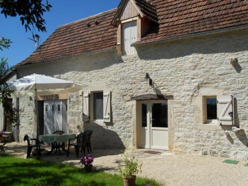House La grange de riols : Guest accommodation near Vaylats