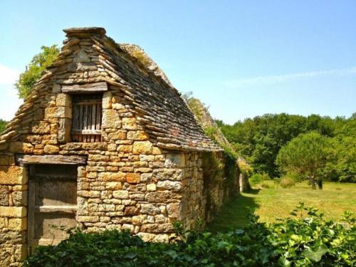 House Domaine de la bélonie : Guest accommodation near Nadaillac