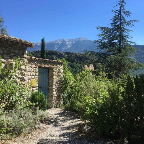 Le Fenouiller : Guest accommodation near Brantes