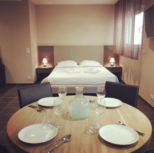 Villa Serafina Apartements : Guest accommodation near Saint-André-de-la-Roche